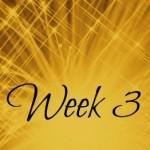 Week 3 A