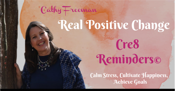 The Power of Cultivating POSITIVITY – How to Keep Your Vitality Up & Anxiety Down