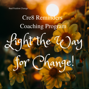 Light the Way for Change Workshops & Coaching