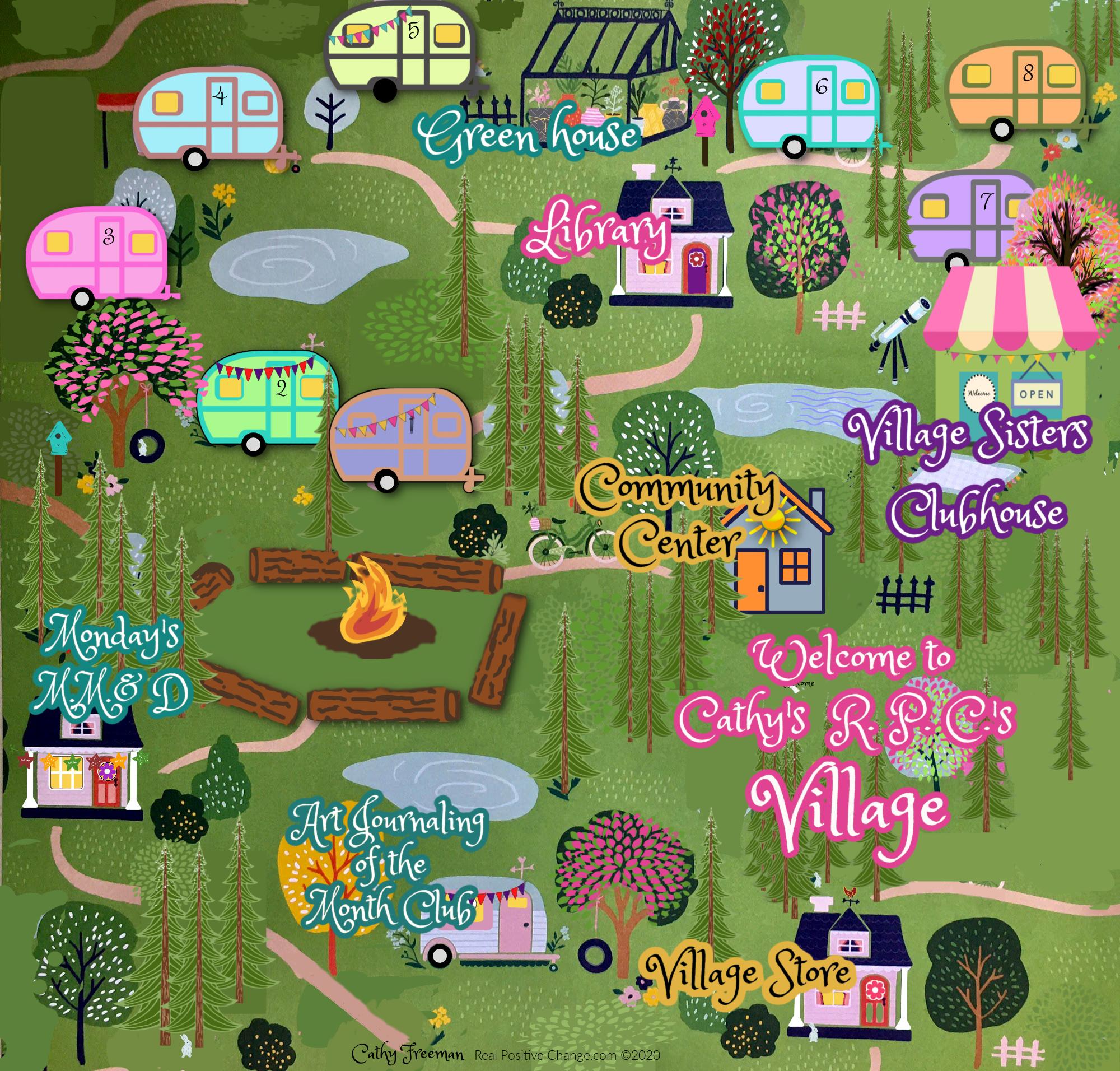 Cathy's Village