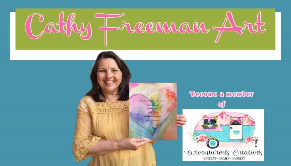 Cathy Freeman Art